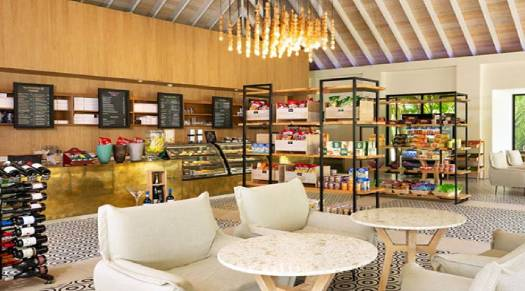 Deli food boutique - Kandima Maldives