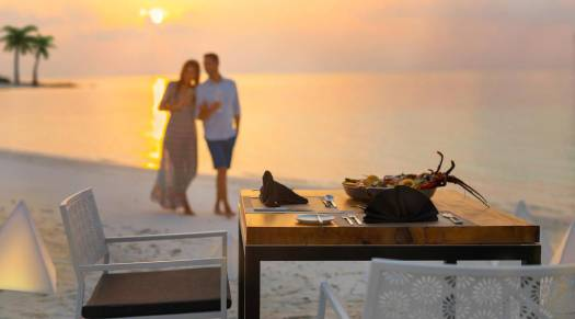Private Dining at Kandima Maldives